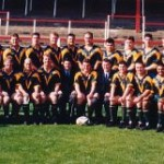 1998 uk tour - 1st australian police rugby league national squad - aprl98-002