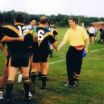 1998 uk tour - fantastic win v british defence forces - aprl98-018