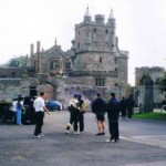 1998 uk tour - sightseeing in scotland - aprl98-044