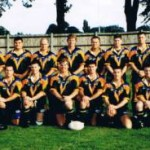 1998 uk tour - the very 1st aust police side - aprl98-005
