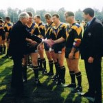 1998 uk tour - v british defence forces - aprl98-016