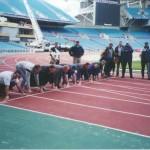 2000 state squad v nsw - stadium australia - on your marks get set go - pqld00-008