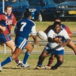 2002 state cships brisbane - barbarians v far northern - barry nona always in support - pfn02-013
