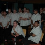 2005 state squad - academy welcoming function for nsw - pass05-016