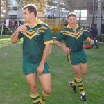 2006 arl national cships adelaide - ben rauter and paul anoleck v adf - prla06-087