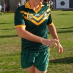2006 arl national cships adelaide - dan kennedy v aust defence forces - prla06-066