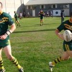 2006 arl national cships adelaide - dean anderson and nathan antonik v aust defence forces - prla06-067