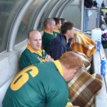 2006 arl national cships hindmarsh stadium adelaide - an impressive bench v adf -  prla06-090