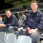 2006 arl national cships hindmarsh stadium adelaide - co-managers mark wright and steve mcdonald - prla06-038