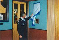 Plaque Unveiling