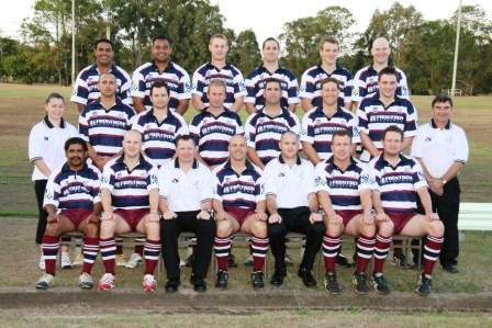 Qld Police Invitational Side v Islamic Rugby League 2007