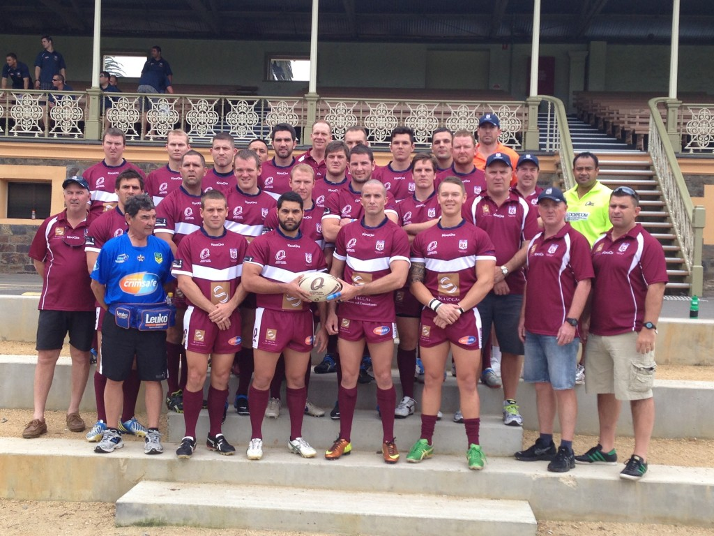 2013 STATE TEAM ADELAIDE