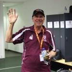 QLD POLICE V NSW POLICE 2014 JUNIOR VICE PRESIDENT RAZZ