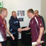 QLD POLICE V NSW POLICE 2014 THE TOSS OF THE COIN