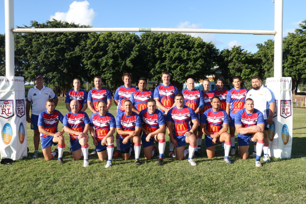 2015 BRISBANE BULLDOGS