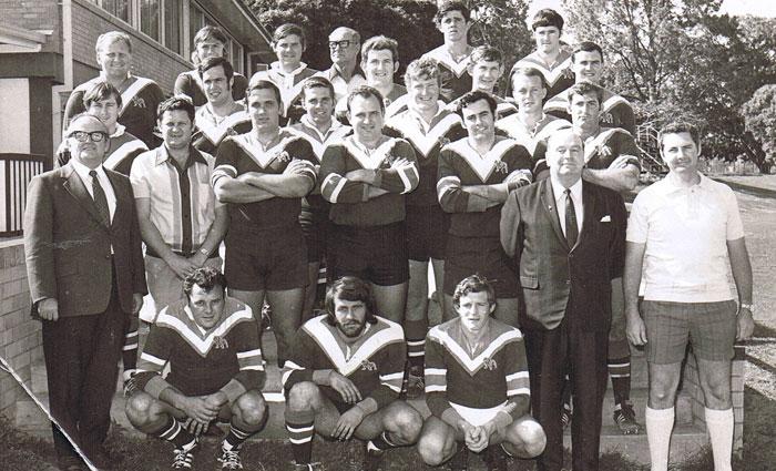 1972 State Team