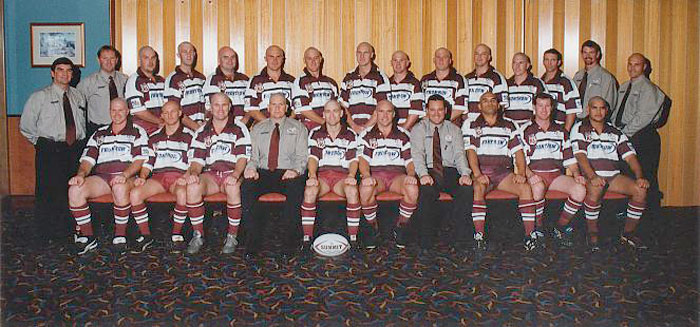 2001 State Team